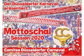 Offizieller Sessions-Mottoschal 2020